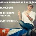Warsztaty kubańskie z Pawłem Bugałą 10-11.10.2015