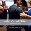 West Coast Swing – wprowadzenie // 16.02
