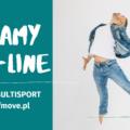 Dylamy on-line również z kartą multisport // Art of Move